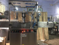 Hot Foil Sealing Machine