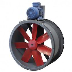 Axial Flow Fan - Manufacturers,Supplier in India