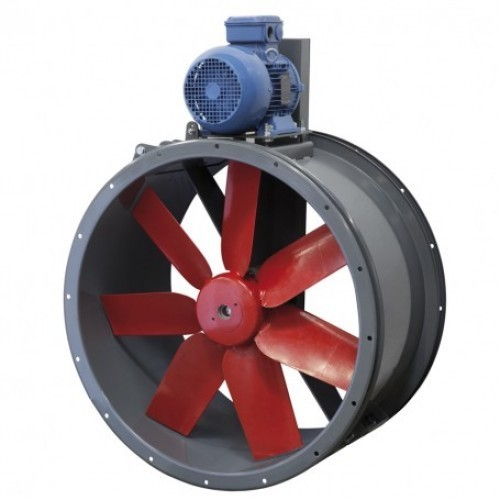 Axial Flow Fan Manufacturers Supplier In India Belt