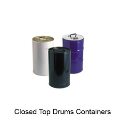 Closed Top Drums Containers