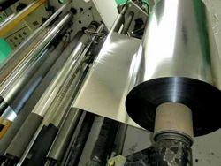 12 Micron Metal Polyester  Film
