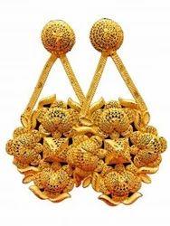 Designs Gold Earring