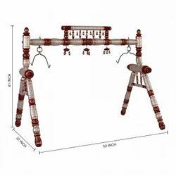 Wooden Cradle At Best Price In India