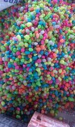 Marbo Crafts Multicolor Candy Aquarium Stones, Size: Small