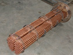 Copper Oil Tube Bundle