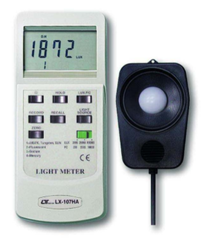 Lutron Lux Light Meter LX107HA