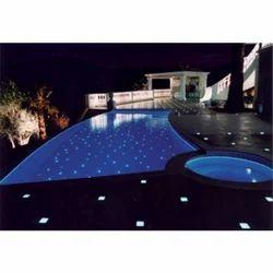 fiber optic lighting pool. fibre optic pool light at rs 1000 /square feet | fiber id: 12934784548 lighting u