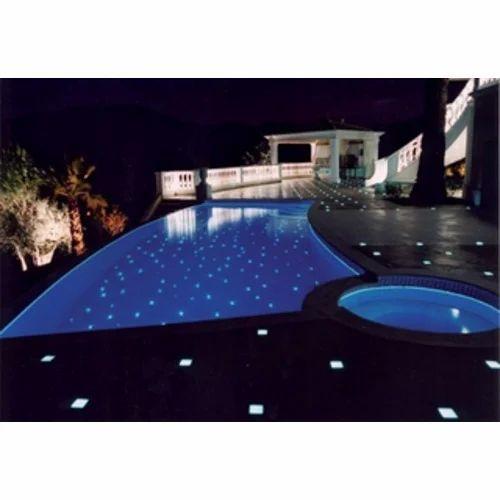 Fibre Optic Pool Light