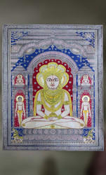 Pattachitra Painting (Mahaveer Jain)