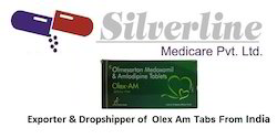 Olzox Am Tablets