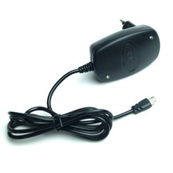 Bright 2 LED Automatic Cut Mobile Travel Charger