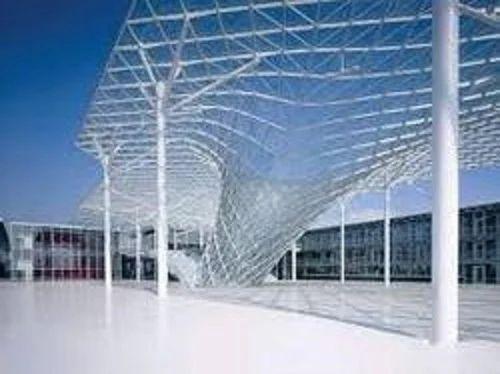Exhibition Hall Structure Metal Structure Rajaji Nagar