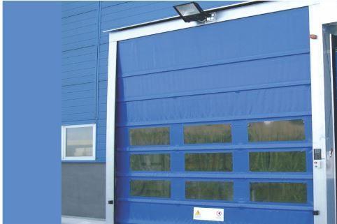 Rapid Roll Up Door High Speed Doors Importer From Aurangabad