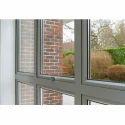 Aluminium Gray Window