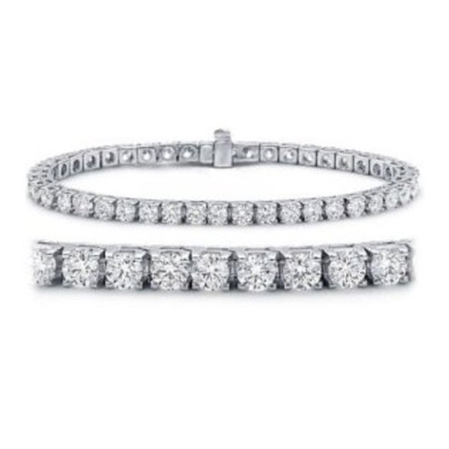Sheetal Diamond Tennis Bracelet