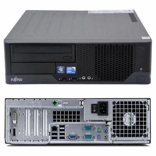 Fujitsu Desktop Pc Desktop Computer Rajkot Accurate
