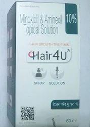Hair 4u Spray 10%