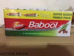 Dabur Babool Toothpastes