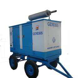 Genesis Commercial Generator Rental Service