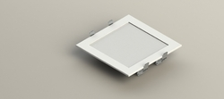24w Square Backlight Panel Housing