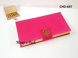 Cardboard Gift Box for Sweets, Chocolate