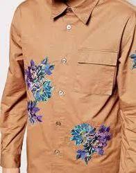 POLO RALPH LAUREN Logo-embroidered cotton-mesh shirt Jamaica heather MENS  Tops & t-shirts Long sleeve | designer fashion Discount
