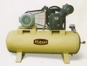 12 Bar 99 Cfm Real 25 Hp Two Stage Air Compressor With Tank, 30t