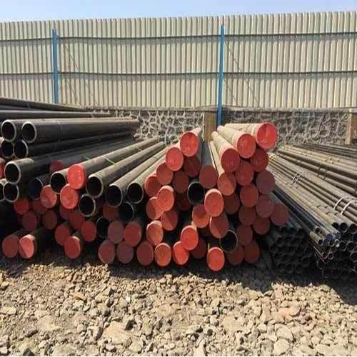 x 3mm Round Tube 200mm long Mild Steel Pipe 76.2mm 3/""