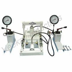 Portable Rock Direct Shear Box Test Apparatus