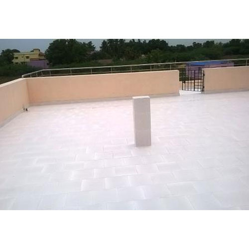 White Ceramic Weather Proof Tiles 8 X 12 Size