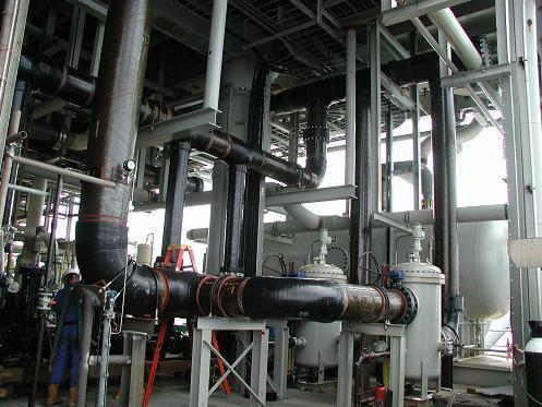 High Pressure Piping