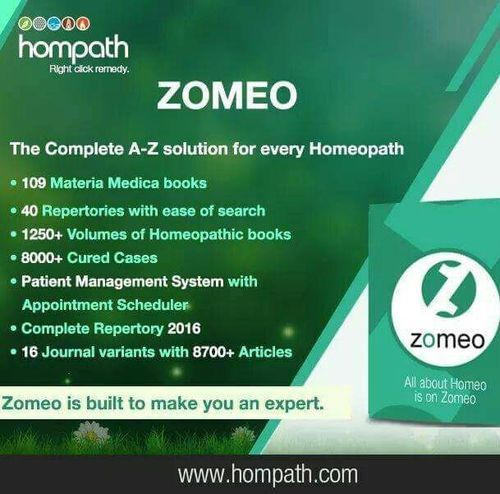 Homeopathic software download for mac