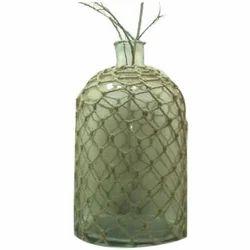Rope Glass Vase