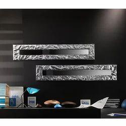 Mito Rettangolare Piccolo Orizzontale Bathroom Mirror
