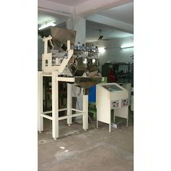Semi Automatic Two Head Weigh Filler