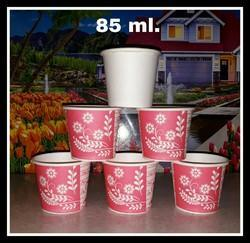 85 ml paper cup.