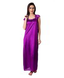 Ladies Silk Nighty