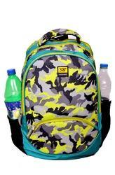 Trendy Printed Backpack