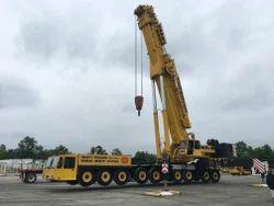 Crane Demag Ac1600 500 Ton Crane