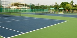 Indoor Tennis Court Surface