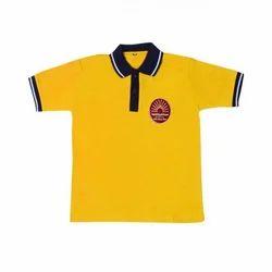 School Uniform T-Shirts at Rs 220 /piece(s)   School T Shirt - New ...