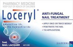Loceryl Generic