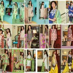Cotton Party Wear Sahil Vol 9 By ZS Textile Suits, Wash Care: Machine wash