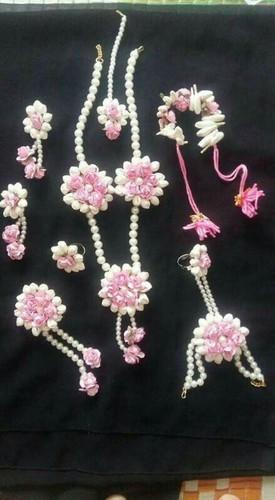 Artificial Flower Mogra Set At Rs 1000 Set Flower Jewellery Id