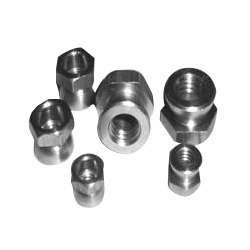 WRKK Etching Stainless Steel Nuts, Packaging Type: Packet, Size: 1-3 Inch