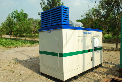 & Canopy and Enclosure - 62.5 KVA Genset Canopy Manufacturer from Pune