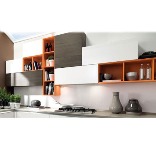 kitchen wall cabinets hanging modular kitchen wall cabinet at rs 40000 unit cabinets image and shower mandra