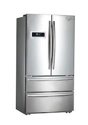 Whirlpool  Liters  French Door Stainless Steel Refrigerator