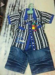 Baby Boy Jeans Suit
