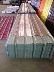 Colour Coated Insulated Roofing Sheet